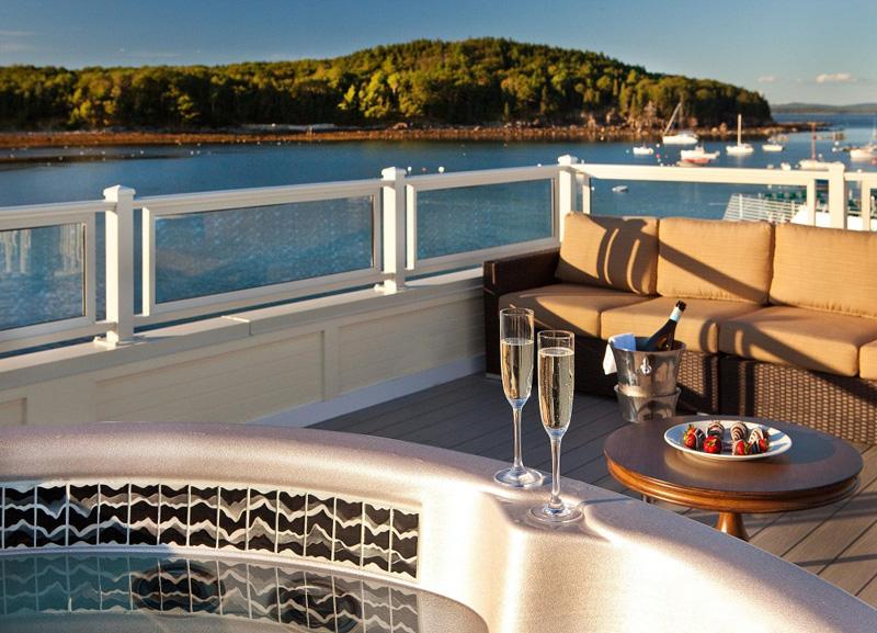 real maine weddings harborside hotel. Black Bedroom Furniture Sets. Home Design Ideas