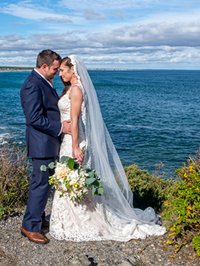 Real Maine Weddings The Beaches