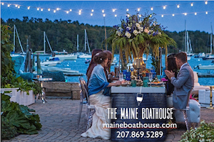 Maine Boathouse